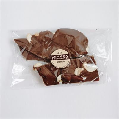 41% Chocolate Bark