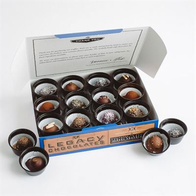 24 Pack of Chocolate Truffles