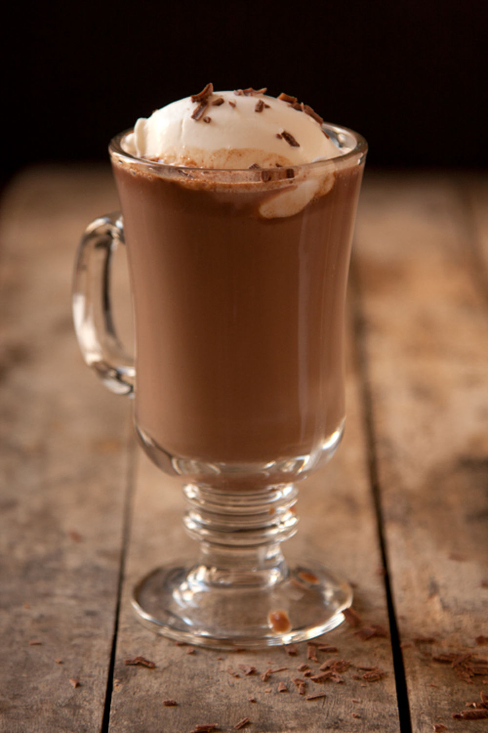 Spring Favorite: IRISH HOT CHOCOLATE